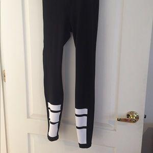 BEBE SPORT spandex leggings